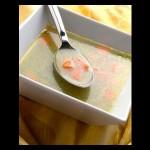Sopa de Berro con Tapioca