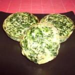 Tortitas Verdes