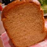 Un pan para merendar.