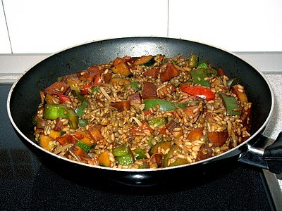 Consejos para cocinar en un wok for Cocinar wok en casa