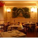 Restaurantes de comida italiana.