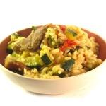 Un arroz muy saludable.