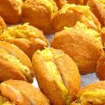 Acarajé, un plato tradicional bahiano