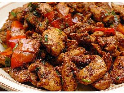 Receta de pollo hoisin for Comidas caseras faciles