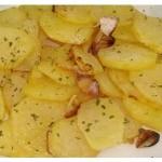 Delicosas patatas.