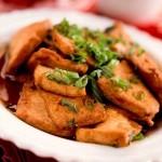 Recetas con Tofu.