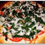 Deliciosa pizza.