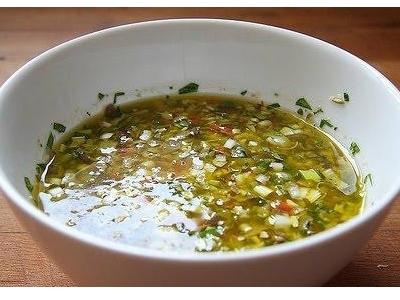 Una vinagreta para ensaladas especial - Como preparar unas judias verdes ...