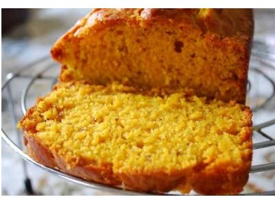 Pan de mango muy sencillo for Videos de cocina facil