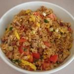 Delicias con arroz.