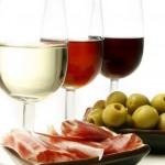 Los vinos de Jerez.