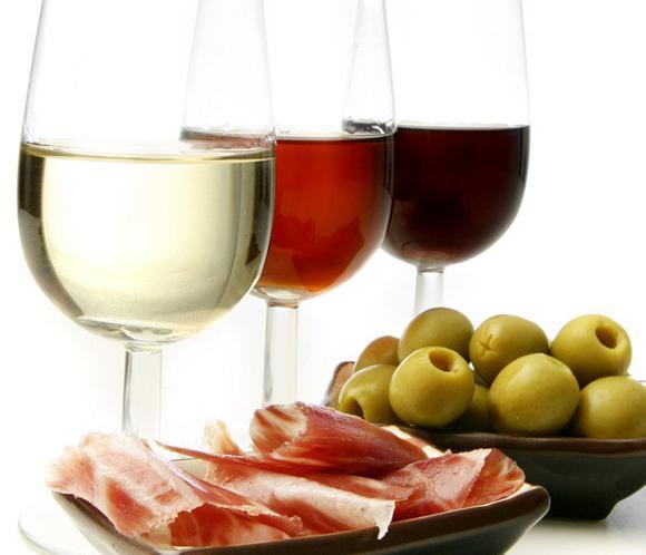 Con qué alimentos combinar los vinos de Jerez