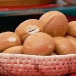 Panes crocantes.