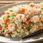 Una variedad de arroz.