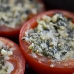 Delicia de tomates.