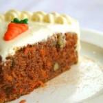 Una deliciosa tarta.