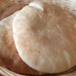 Delicioso pan.