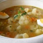 Una sopa especial.