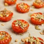 Ensalada con tomates.