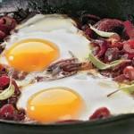 Delicia con huevos.