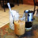 Un café especial.