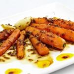 Zanahorias diferentes.
