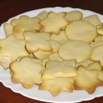 Deliciosas galletas.