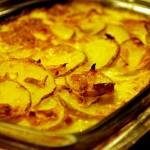 Patatas fáciles.