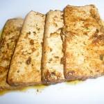 Delicia de tofu.
