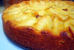 Tarta de Manzana jugosísima
