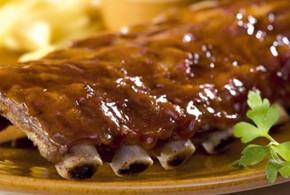 Costillas de Cerdo BBQ: Estilo Americano