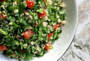 Tabulé (ensalada árabe)
