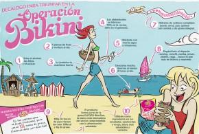 """Rollitos de langostino y bacon de pavo para la  """"operación bikini"""""""